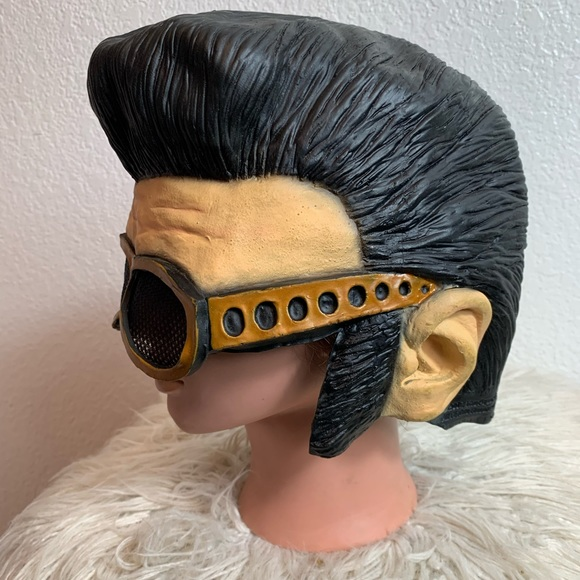 elvis presley mask